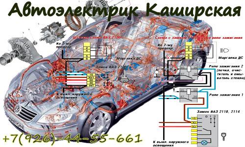 Автоэлектрик Каширская