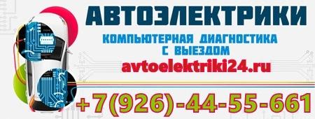 Автоэлектрик метро Партизанская