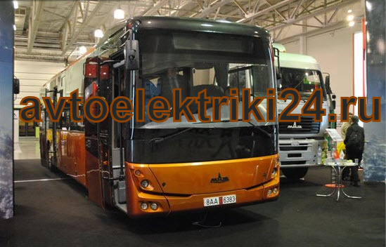 Ремонт автобусов МАЗ на выезде круглосуточно
