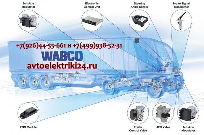 ремонт пневмосистемы грузовых автомобилей