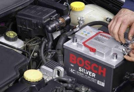 Профессиональная замена аккумуляторных батарей на автомобилях