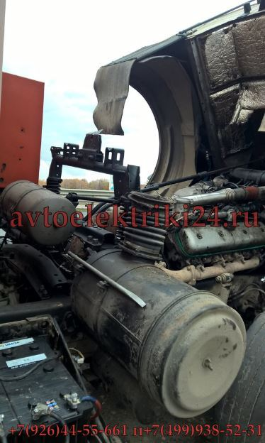 Выездной грузовой автосервис, ремонт грузовых автомобилей с выездом на место поломки