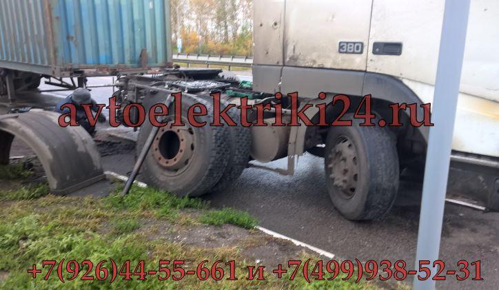 Выездной грузовой автосервис, ремонт грузовых автомобилей
