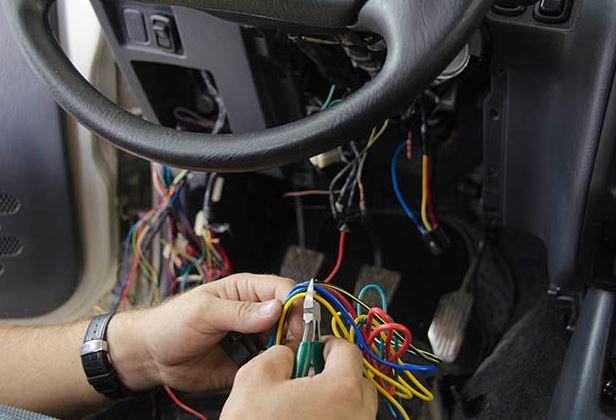 Отключение автомобильной сигнализации