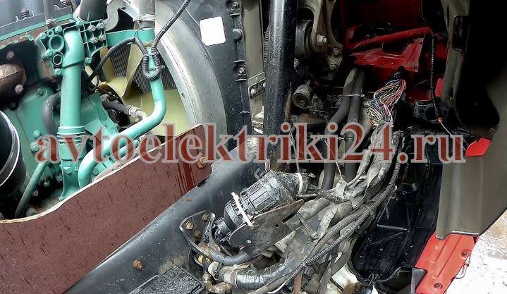 Провода На Датчик Скорости Volvo Fh,Двигатель Не Развивает Обороты,Не Работает Спидометр Вольво Фш