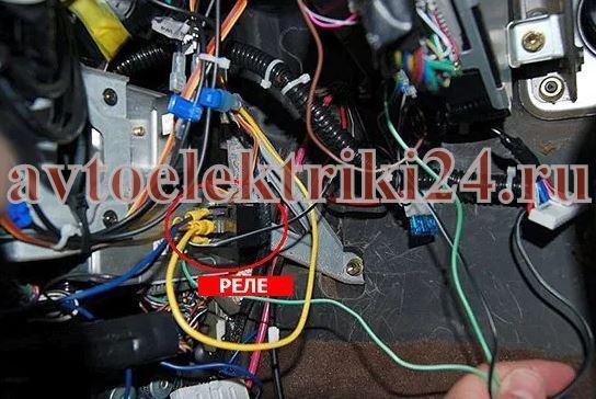 отключение меток и блокировок включая радио-реле
