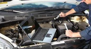 Компьютерная диагностика автомобиля ;