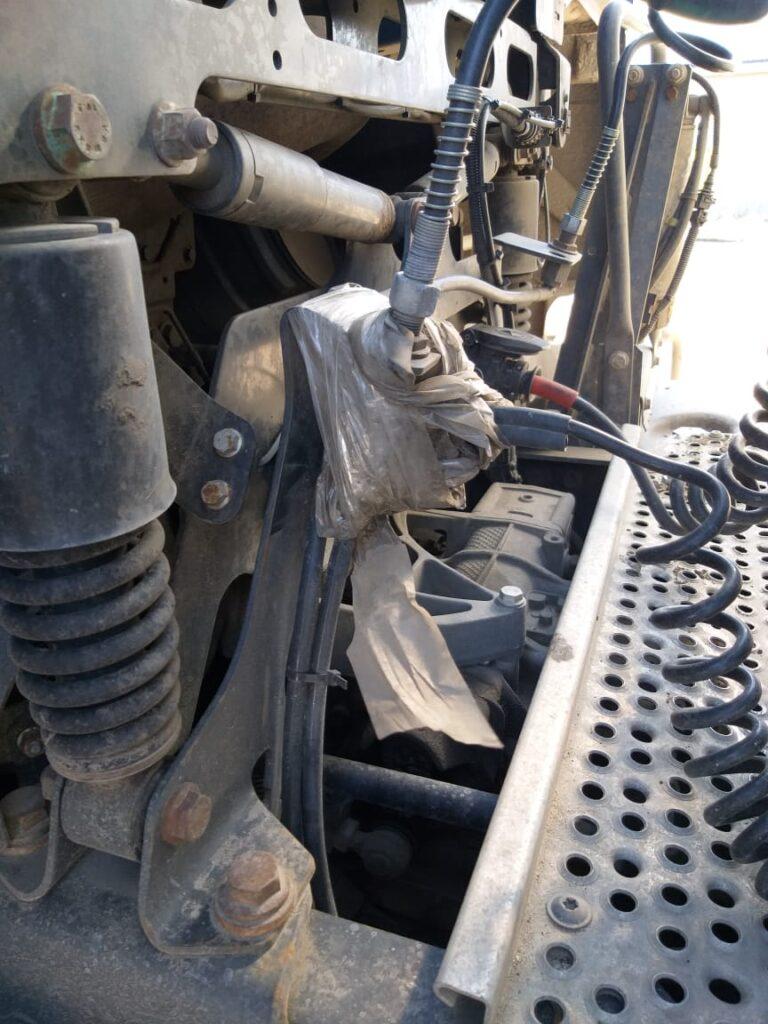 грузовой электрик выезд