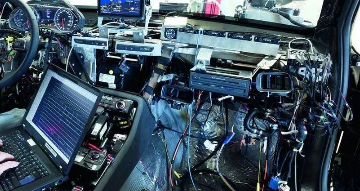 Автодиагностика грузовых автомобилей