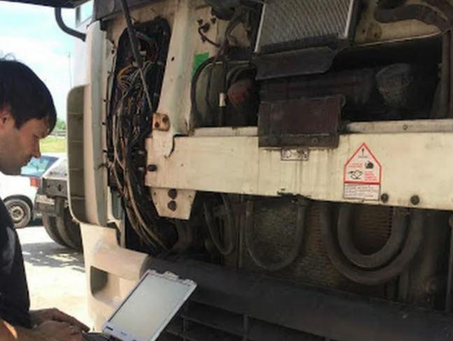 Автоэлектрик грузовиков Диагностика грузовиков