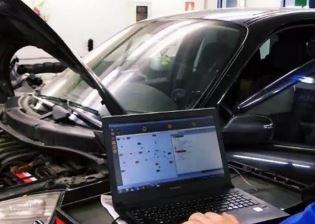 Диагностика неисправности автомобиля с выездом
