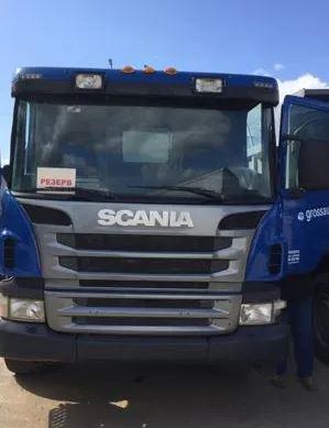 Ремонт грузовиков Scania с выездом на место поломки Москва и Московская область
