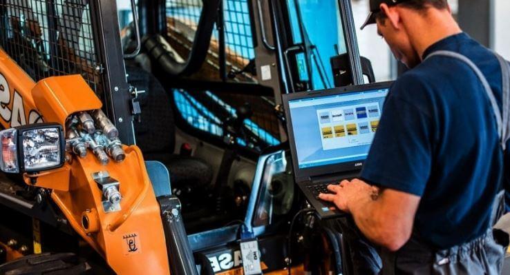 диагностика автомобиля, грузовика или спецтехники с выездом клиенту на место поломки