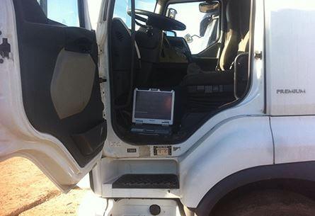компьютерная диагностика грузовиков